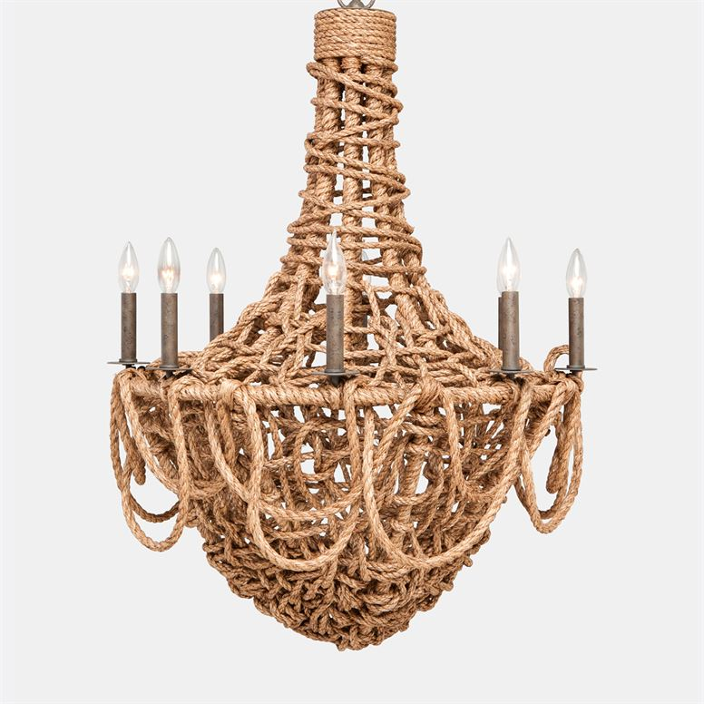 Laszlo Chandelier by Made Goods
