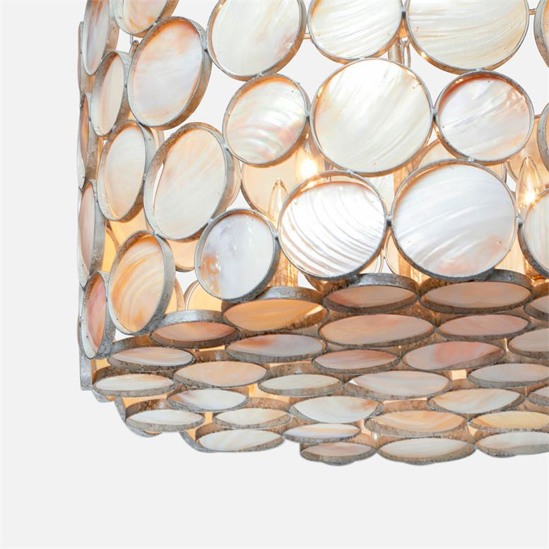 Lunette Chandelier design by Made Goods