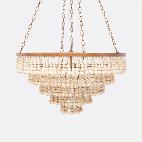 Pia Small Chandelier design by Made Goods