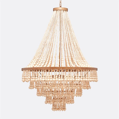 Pia Large Chandelier design by Made Goods