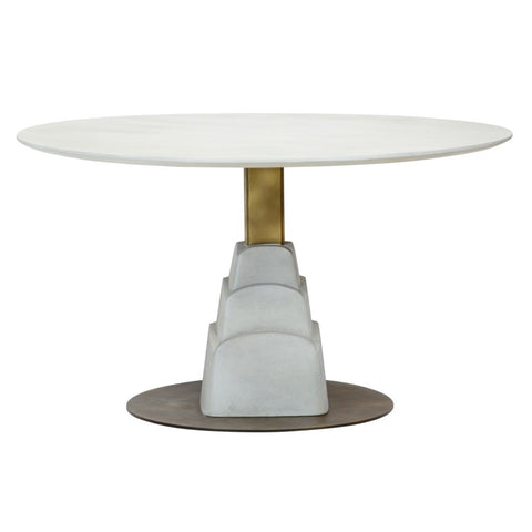 Chrysler Dining Table design by Selamat