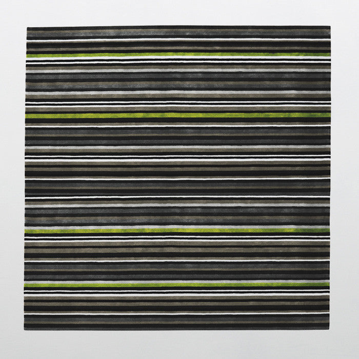 Chloet Naoki Collection Wool and Viscose Area Rug in Assorted Colors design by Second Studio