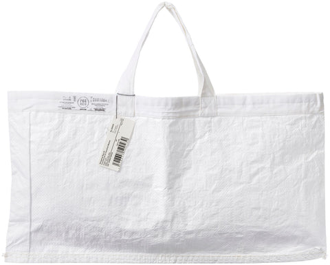 White Shopping Bag - 32 design by Puebco