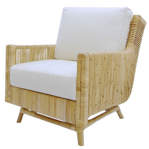Calistoga Lounge Chair in Natural design by Selamat
