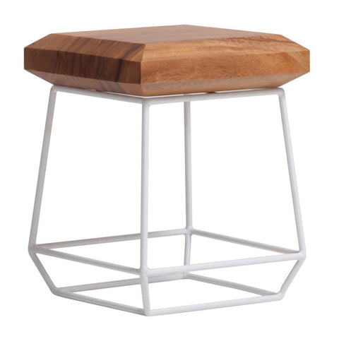 Calistoga Side Table in Natural design by Selamat