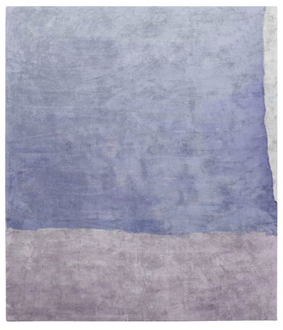 Cozzo Di Naro Hand Tufted Rug in Blue design by Second Studio
