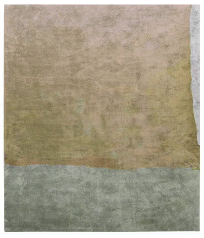 Cozzo Di Naro Hand Tufted Rug in Brown design by Second Studio