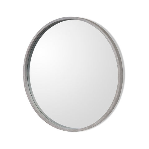 Como Grey Ceruse Mirror in Various Sizes