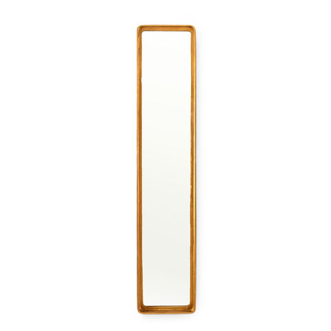Cove Tall Mirror in Brass design by Bungalow 5