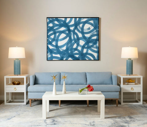 Circe Framed Silk Panel by Bungalow 5