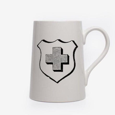 Crest Tankard design by Izola