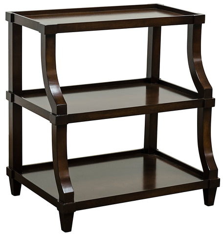 Carlsbad Side Table in Various Finishes