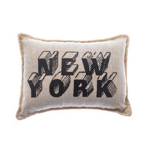 New York Pillow design by Izola