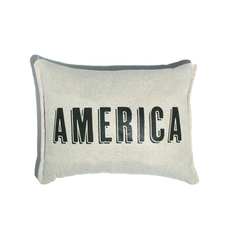 America Balsam Pillow design by Izola