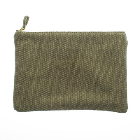 Blank Zipper Pouch design by Izola