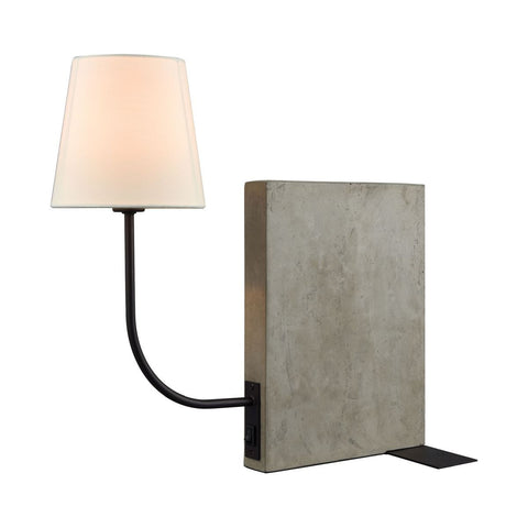 Sector Shelf Sitting Table Lamp design by Lazy Susan