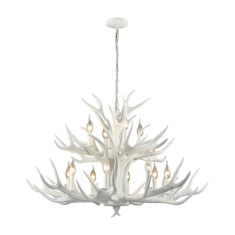 Big Sky 12 Light Chandelier design by Lazy Susan