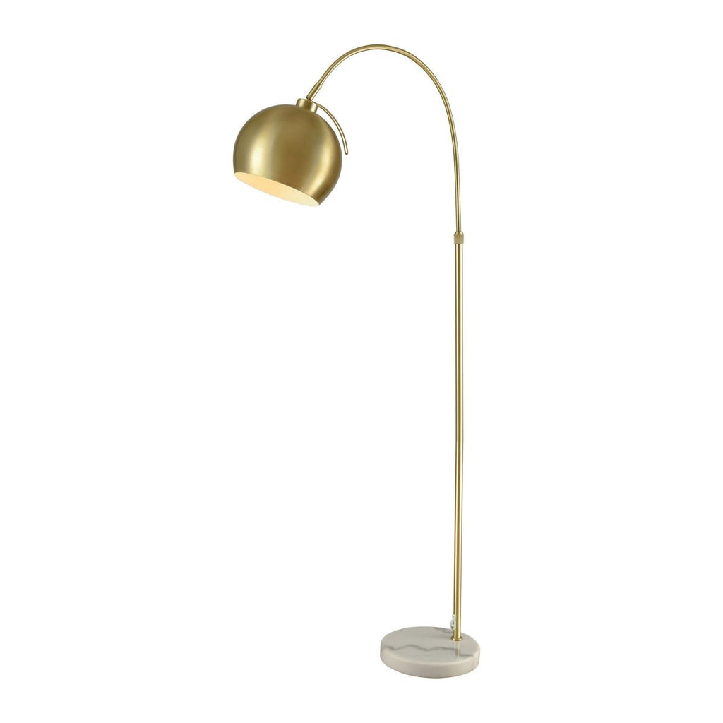 Koperknikus Floor Lamp design by Lazy Susan