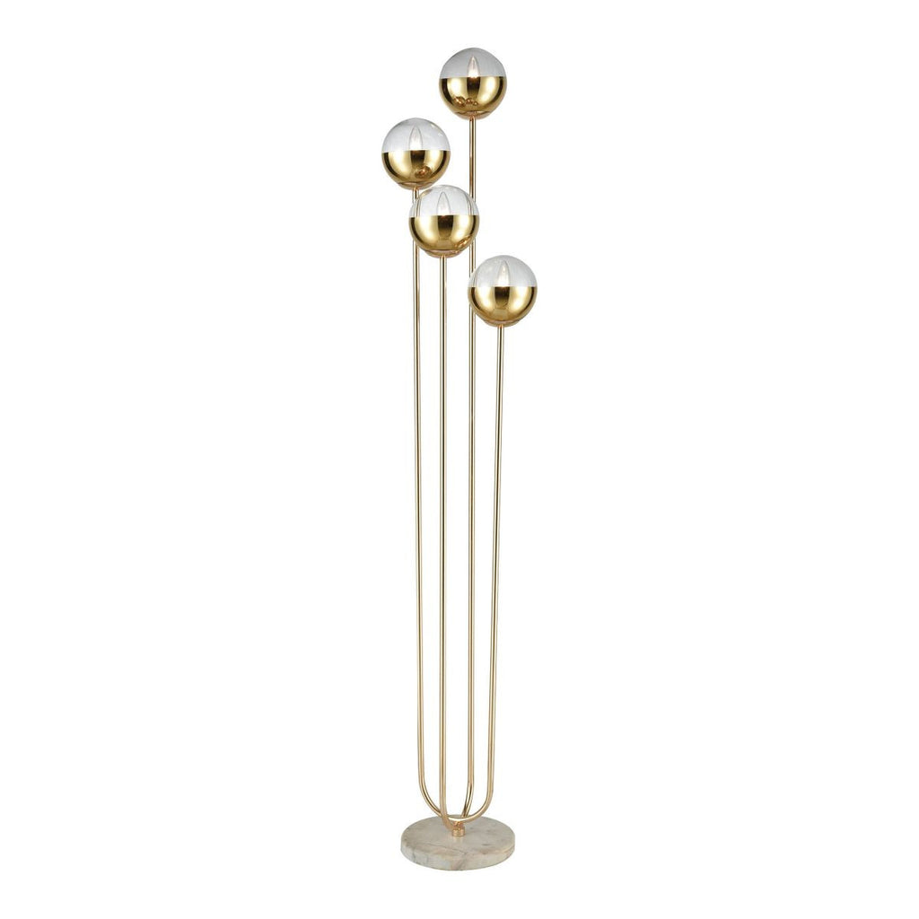 Haute Floreal Floor Lamp design by Lazy Susan