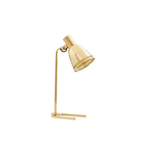 Darlene Table Lamp in Brass design by Bungalow 5