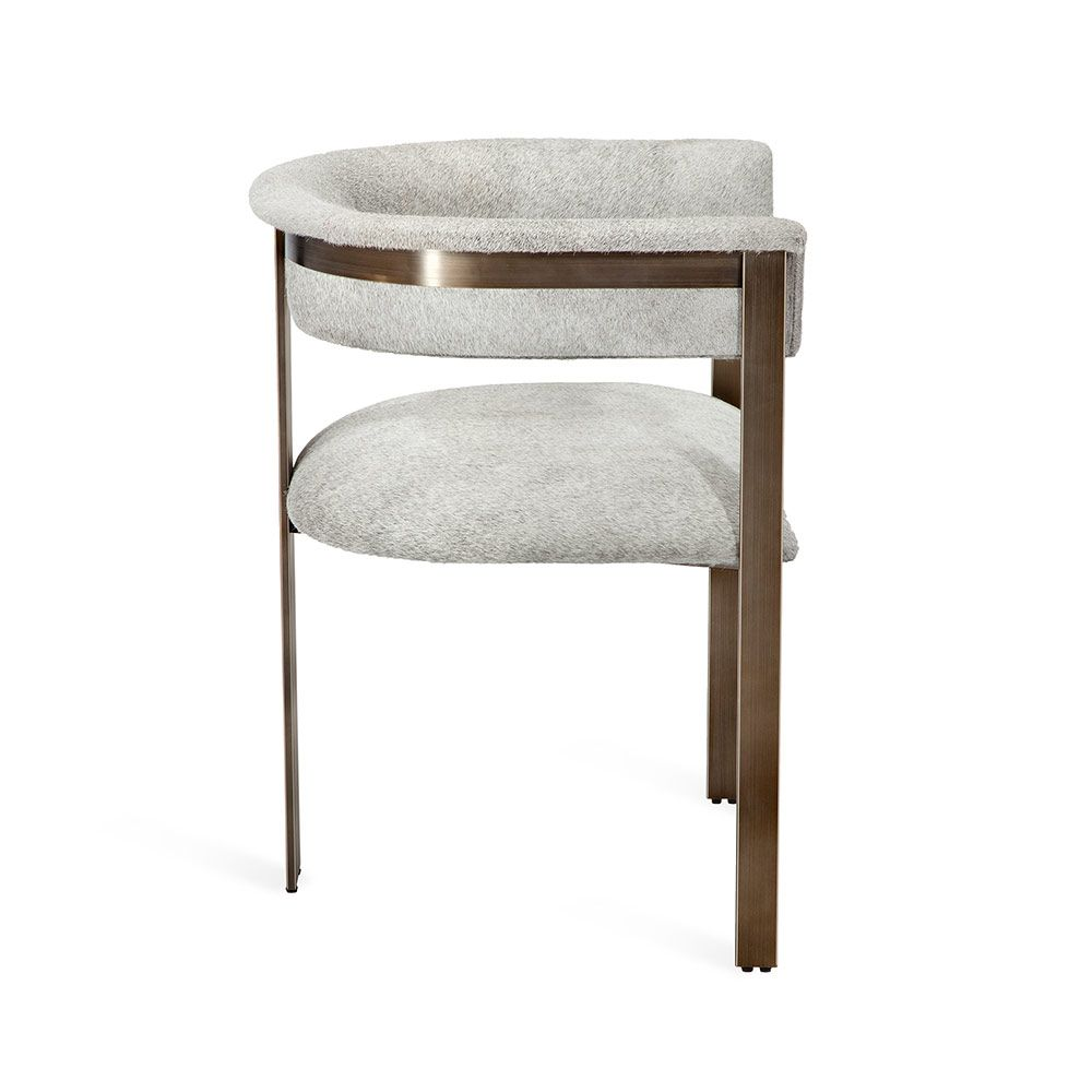 Darcy Hide Chair in Various Finishes by Interlude Home