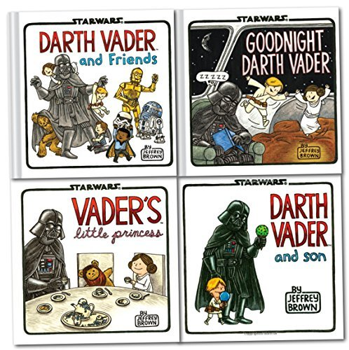 Star Wars- Goodnight Darth Vader By Jeffrey Brown