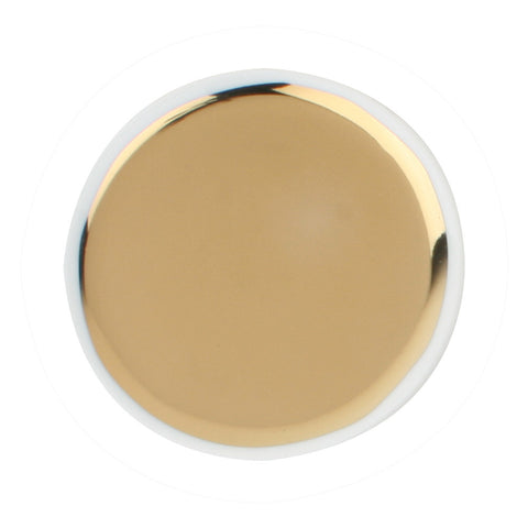 Dauville Gold Glazed Tidbit Plates by Canvas