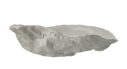 Ceramic Oyster Dish by BD Edition