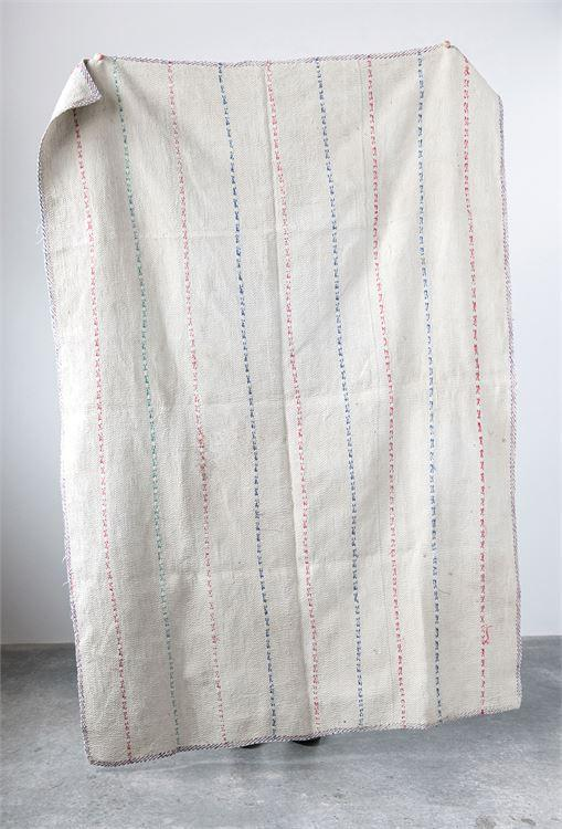 Found Cotton Vintage Bengal Kantha