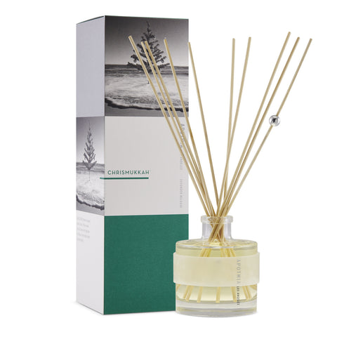 Chrismukkah Aromatic Diffuser design by Apothia