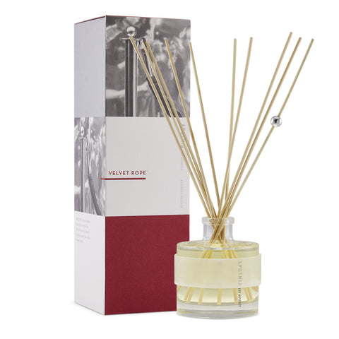 Velvet Rope Aromatic Diffuser design by Apothia