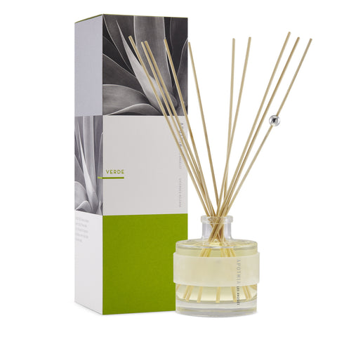 Verde Aromatic Diffuser design by Apothia