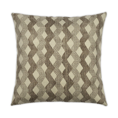 Digital Dash Pillow in Various Colors design by Moss Studio