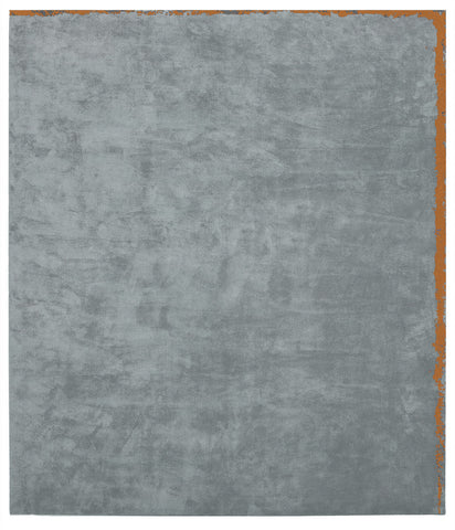 Dijon Nester Hand Knotted Rug in Light Grey design by Second Studio
