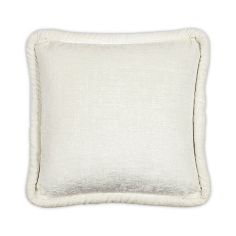 Donatella Chunky Pillow in Various Colors design by Moss Studio