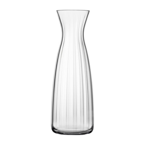 Raami Carafe in Clear design by Jasper Morrison for Iittala