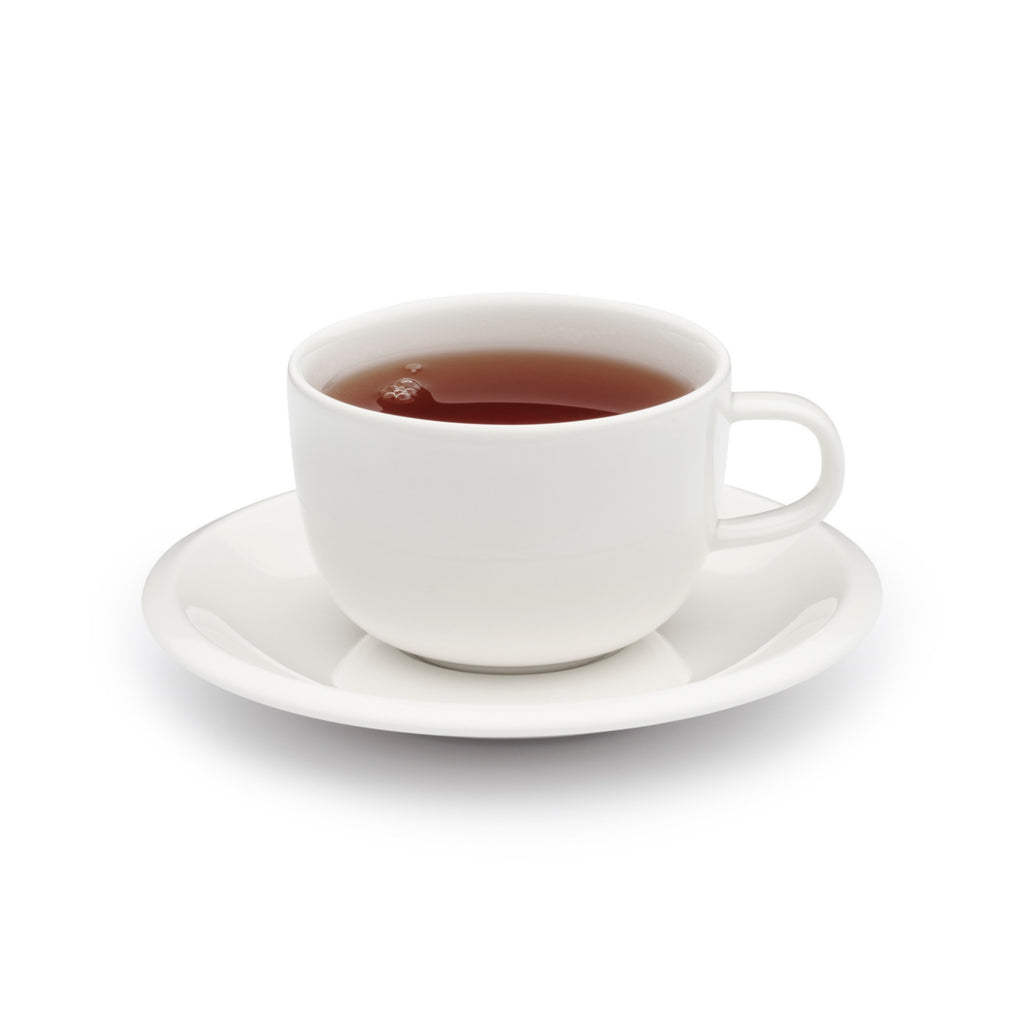 Raami Cup & Saucer in White design by Jasper Morrison for Iittala