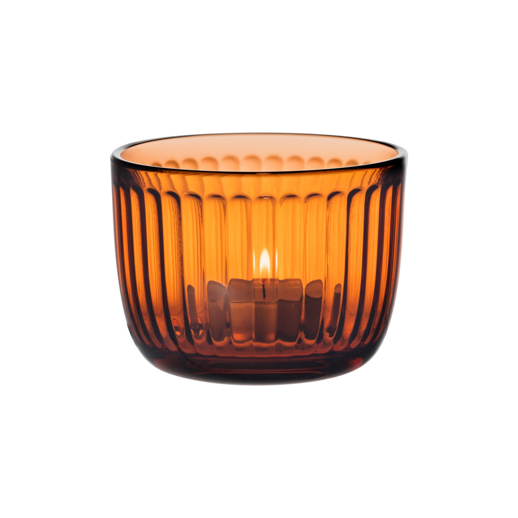 Raami Tealight Candle Holder in Various Colors design by Jasper Morrisoni for Iittala