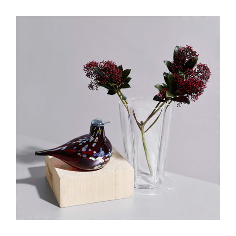Toikka Ruby Bird by Iittala