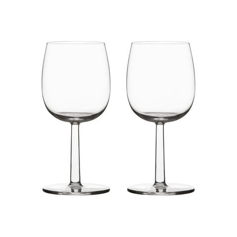 Raami Red Wine Glass design by Jasper Morrisoni for Iittala