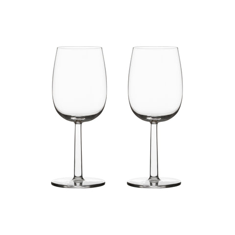 Raami White Wine Glass design by Jasper Morrisoni for Iittala
