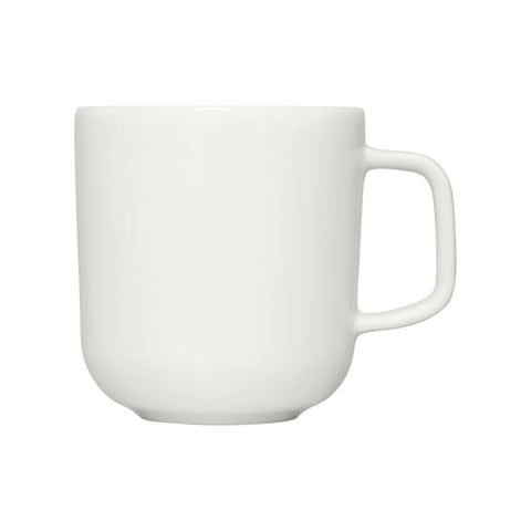 Raami Mug in White design by Jasper Morrison for Iittala