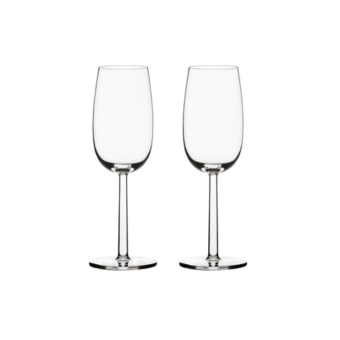 Raami Sparkling Wine Glass design by Jasper Morrisoni for Iittala
