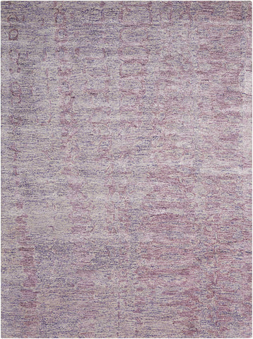 Gemstone Rug in Amethyst by Nourison