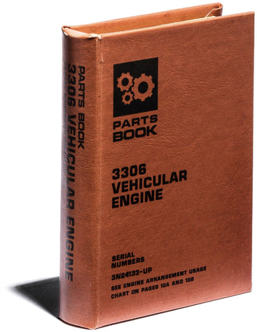 Book Box - Vehicular Engine design by Puebco