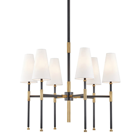 Bowery Chandelier by Hudson Valley Lighting