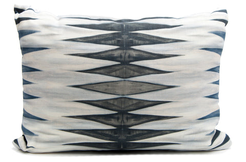 Zebra Throw Pillow by elise flashman