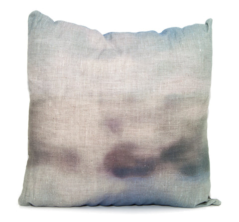 Looking Glass Throw Pillow by elise flashman