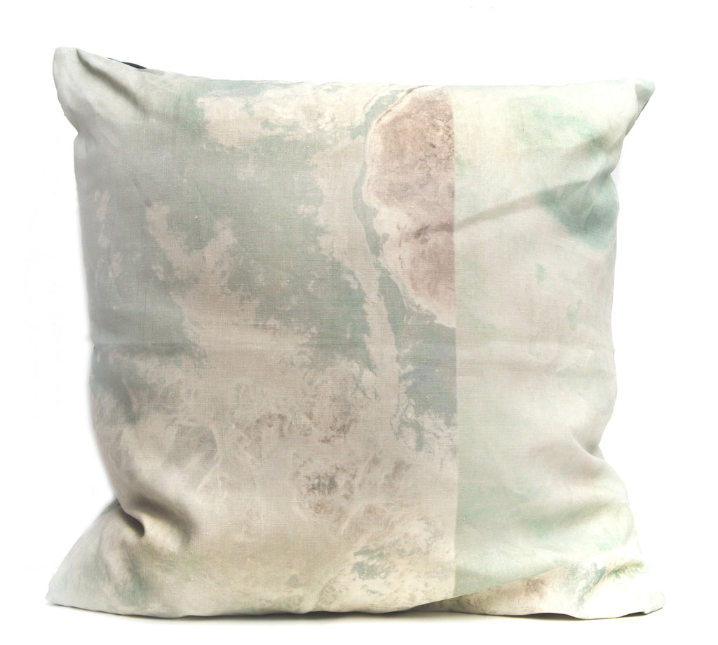 Atoll Throw Pillow