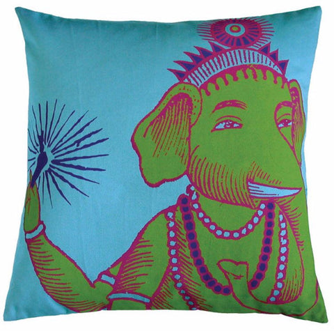 Bazzar Elephant Pillow Design by Koko & Co